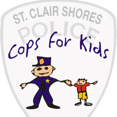 Help Gentle Dentist with Cops for Kids 2018!